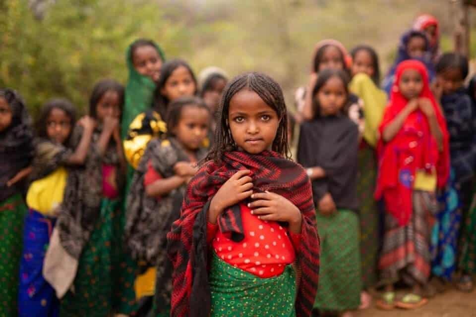 Geburtshilfeklinik in Äthiopien - Copyright: TARGET e.V. - Rüdiger Nehberg