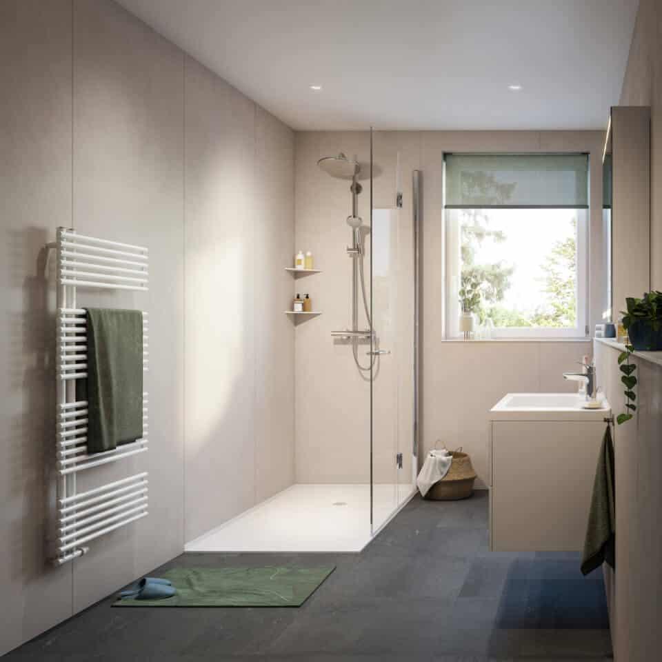 Viterma Komplettbadsanierung