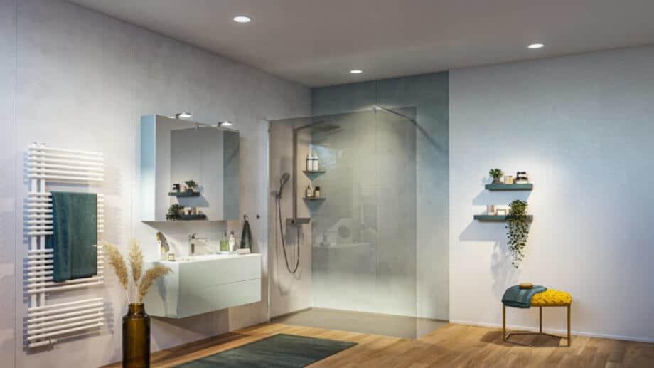 Viterma Badsanierung Schweiz: Badrenovation in kurzer Zeit