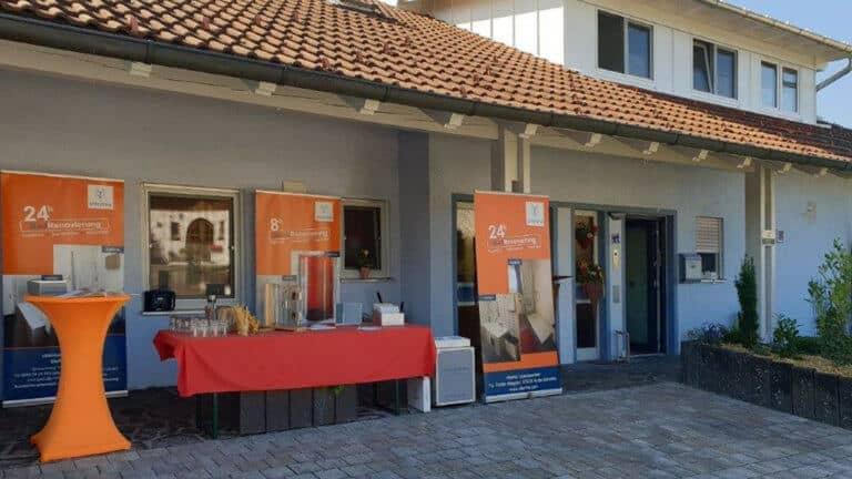 Viterma Badausstellung Marktoberdorf