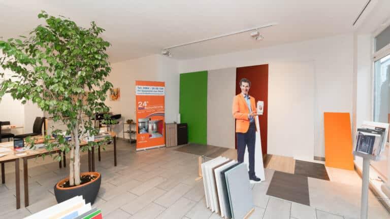 Viterma Badausstellung Bregenz