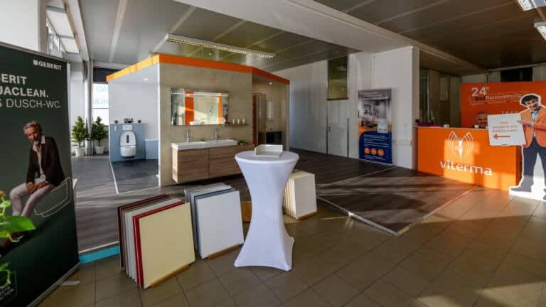 Viterma Badausstellung Wien Korneuburg