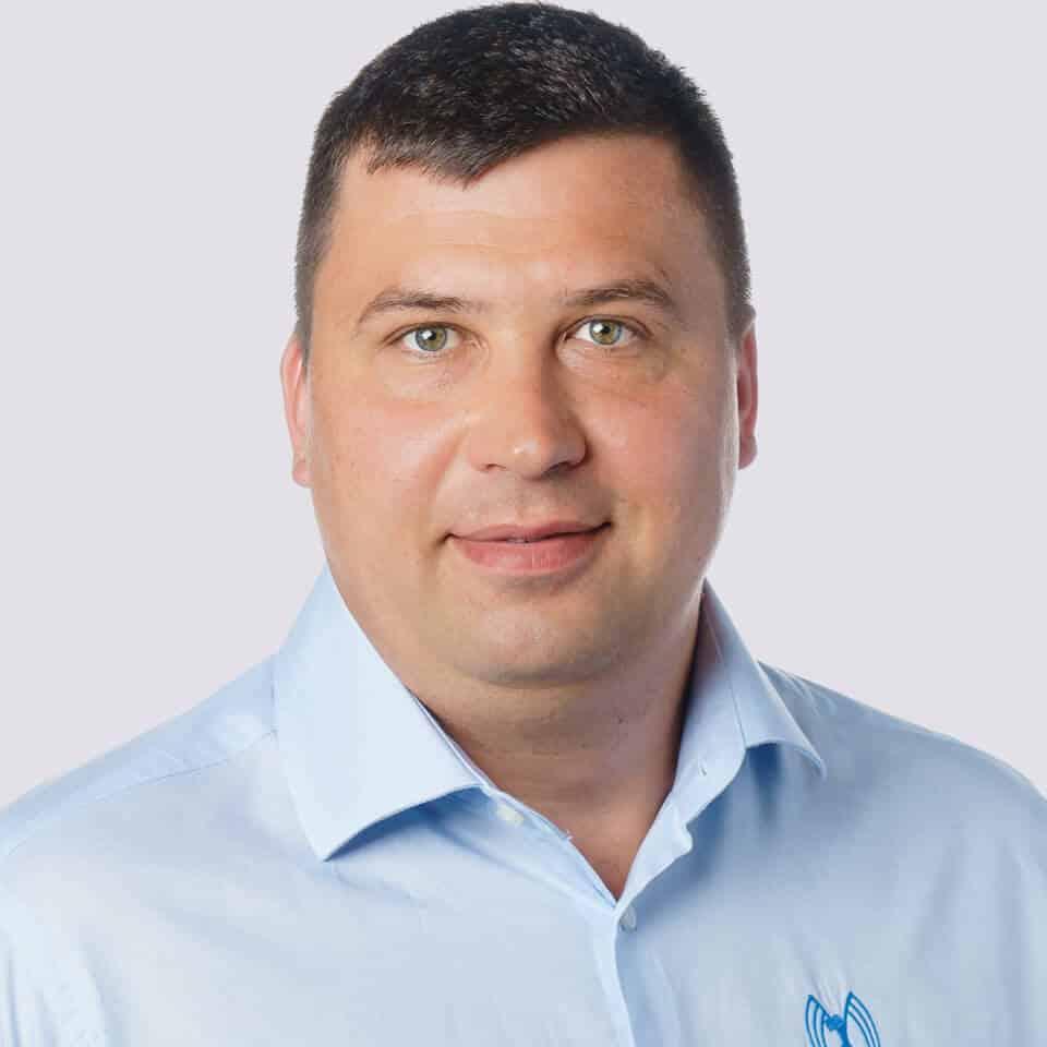 Viterma Mitarbeiter Alexei Arcadii