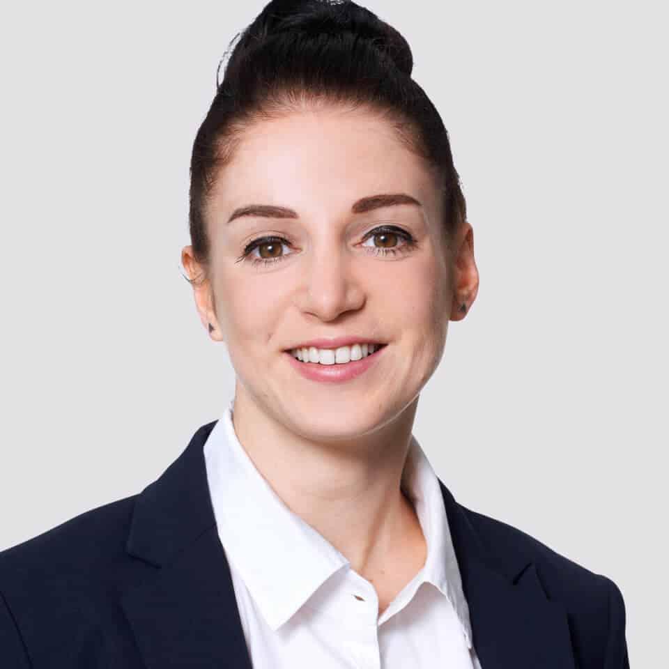 Viterma Mitarbeiterin Céline Hasler