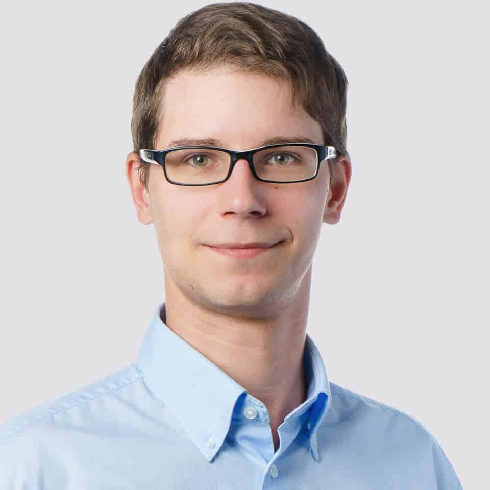 Viterma Mitarbeiter Christoph Proksch