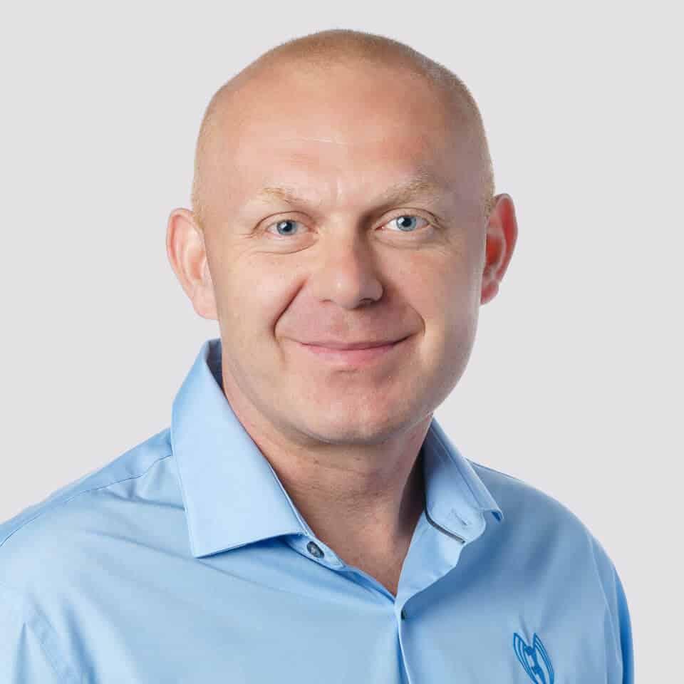 Viterma Mitarbeiter Dariusz Winiarski