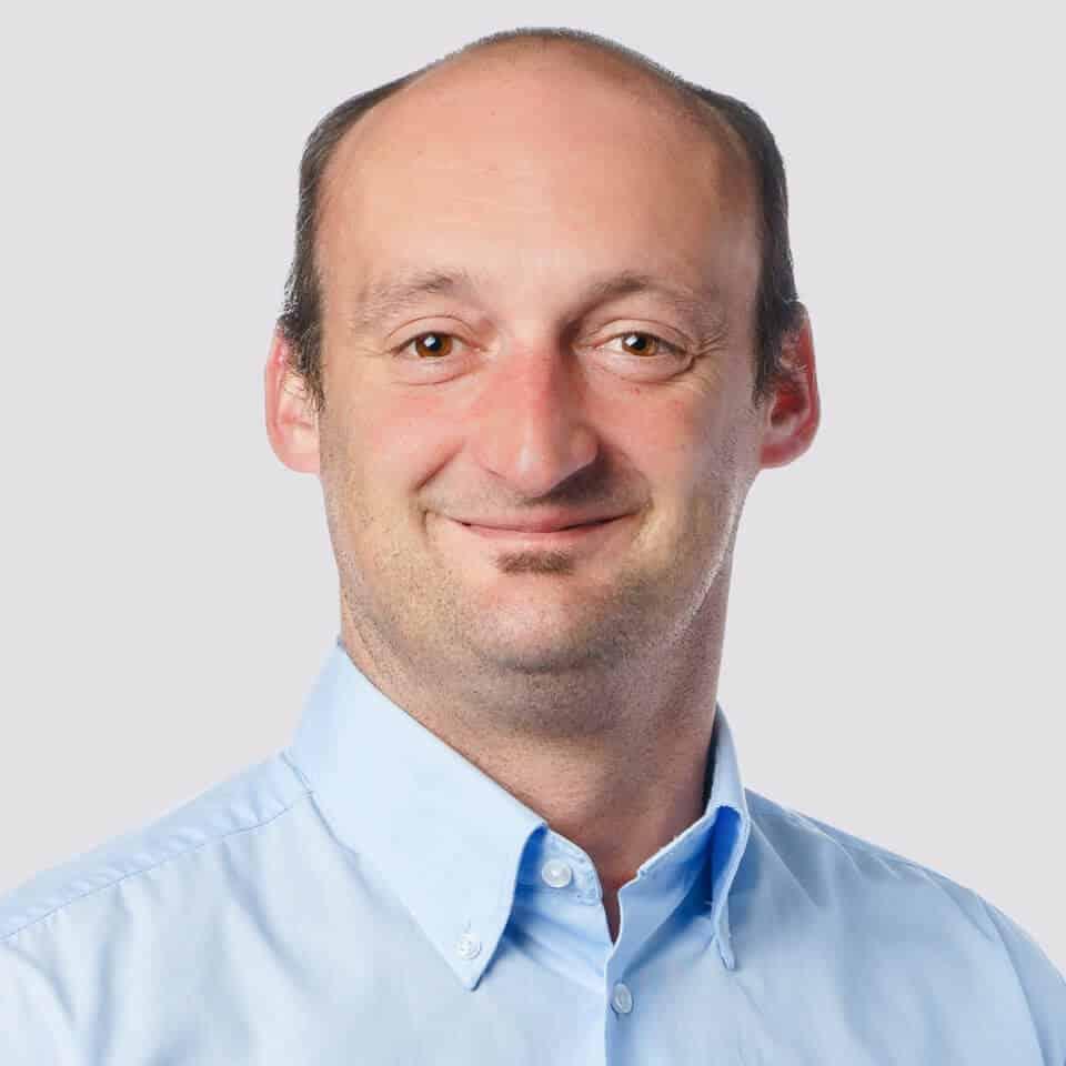 Viterma Mitarbeiter Franz Schmatzl