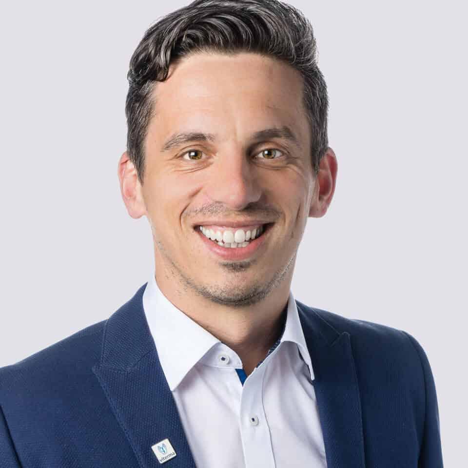 Viterma Partner Hannes Wasenegger