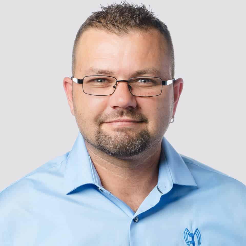 Viterma Mitarbeiter Igorcho Karov