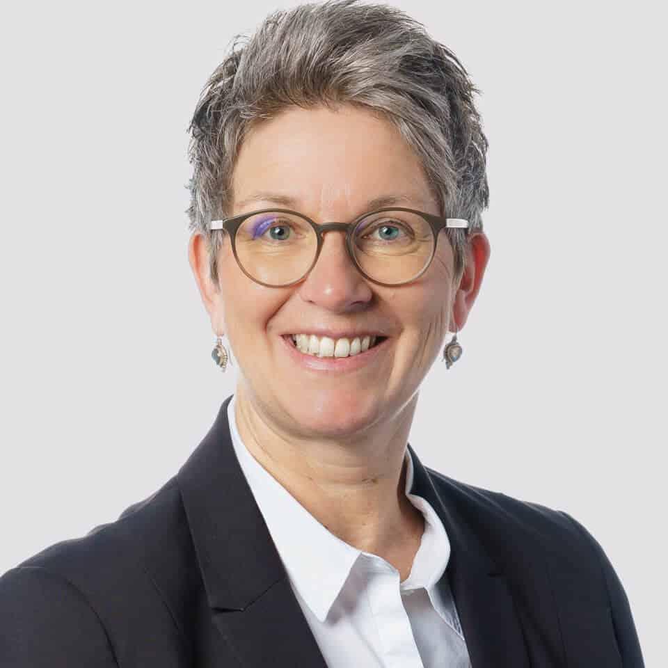 Viterma Mitarbeiterin Judith Limacher