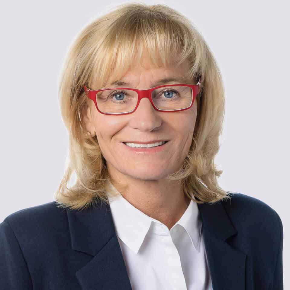 Viterma Mitarbeiterin Karin Scholz