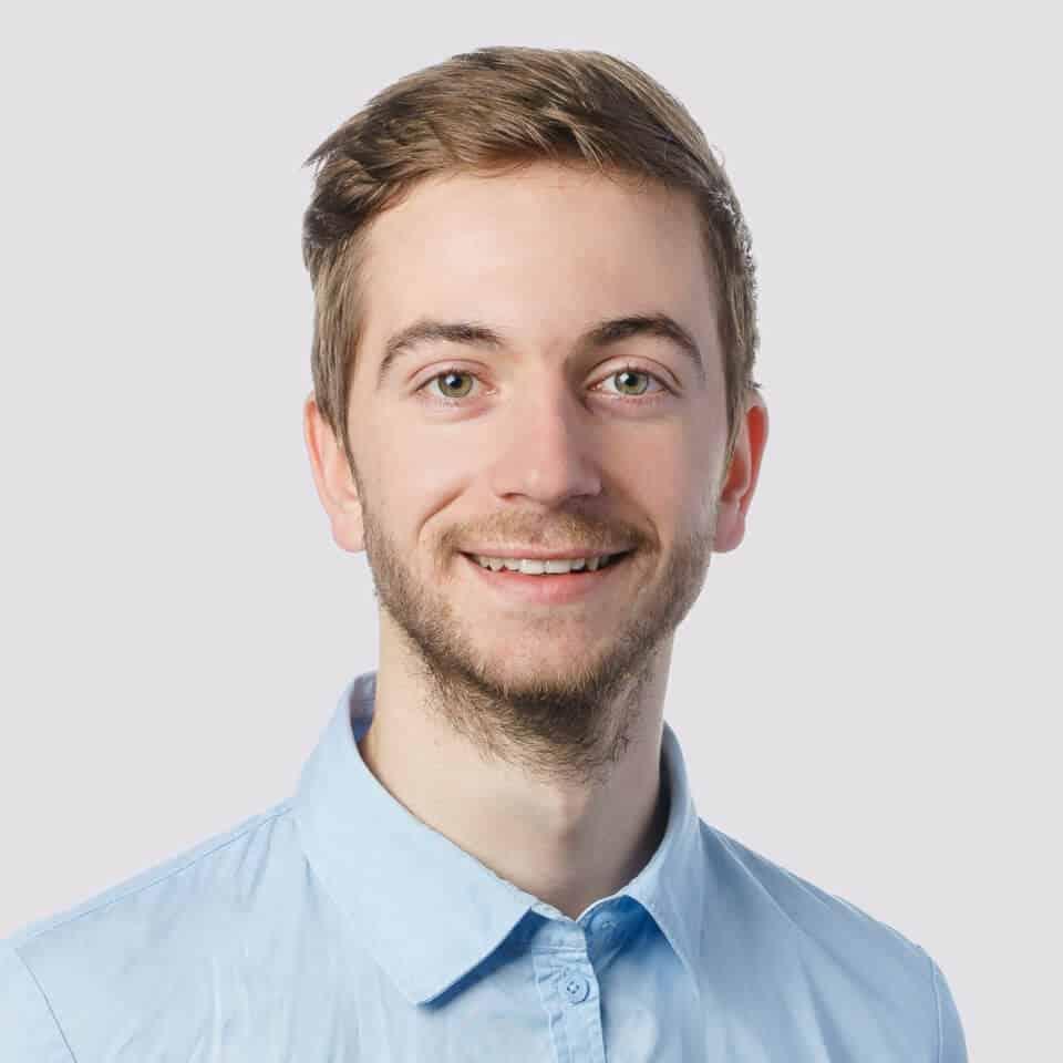 Viterma Mitarbeiter Lukas Golla