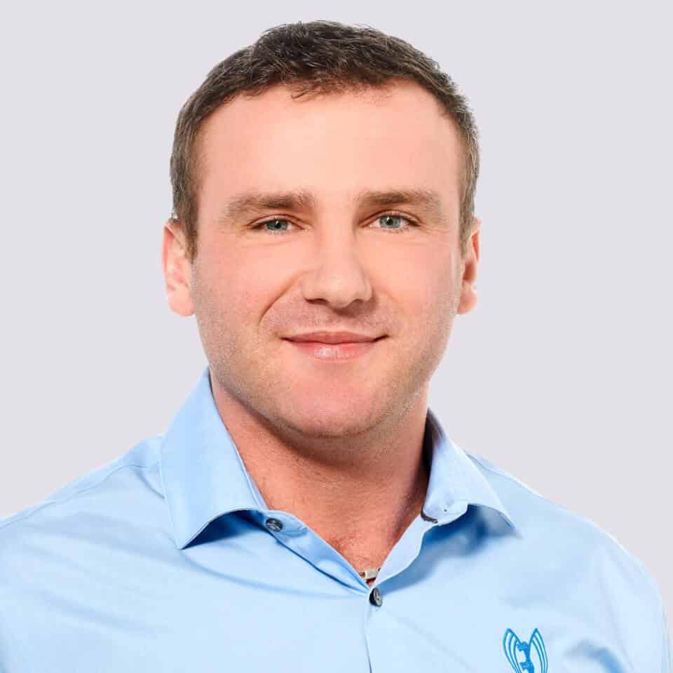 Viterma Mitarbeiter Marcin Witko