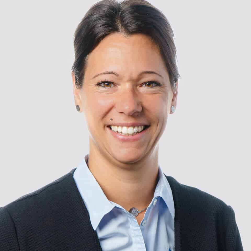 Viterma Mitarbeiterin Nina Buhri