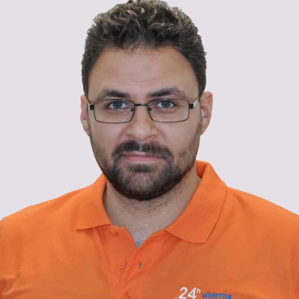 Viterma Mitarbeiter Bogdan Pralica
