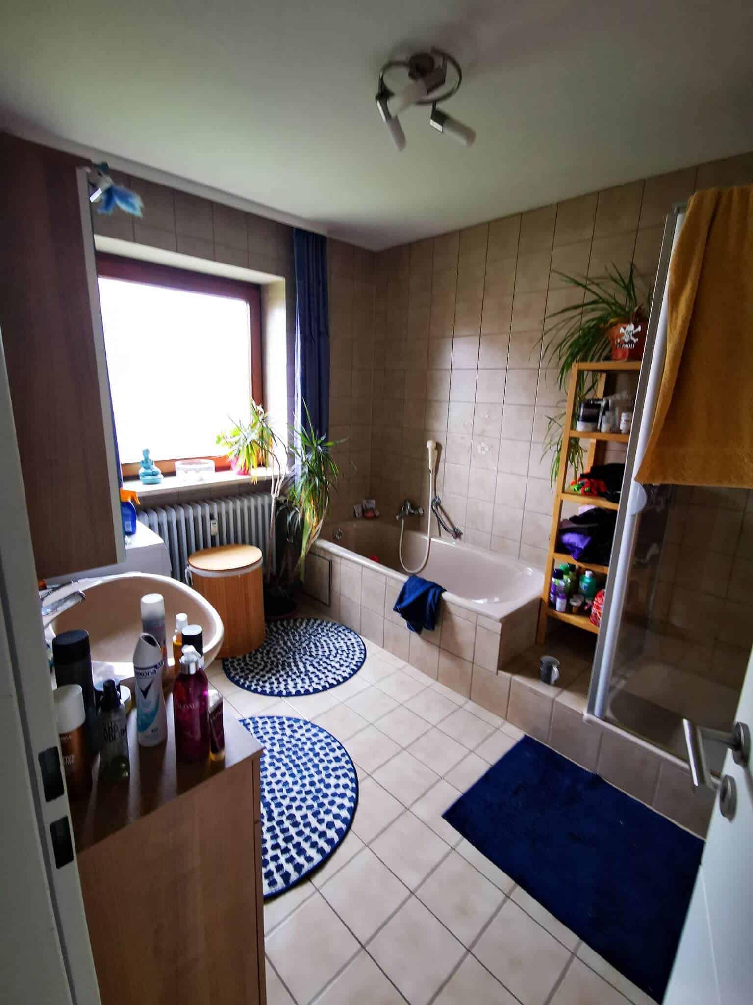 Viterma Badsanierung Beispiel Komplettbadsanierung Vorher