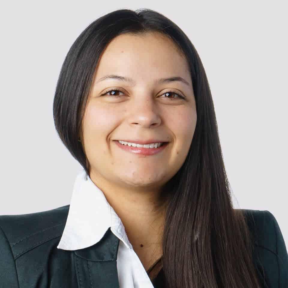 Viterma Mitarbeiterin Alejandra Zapata Patiño