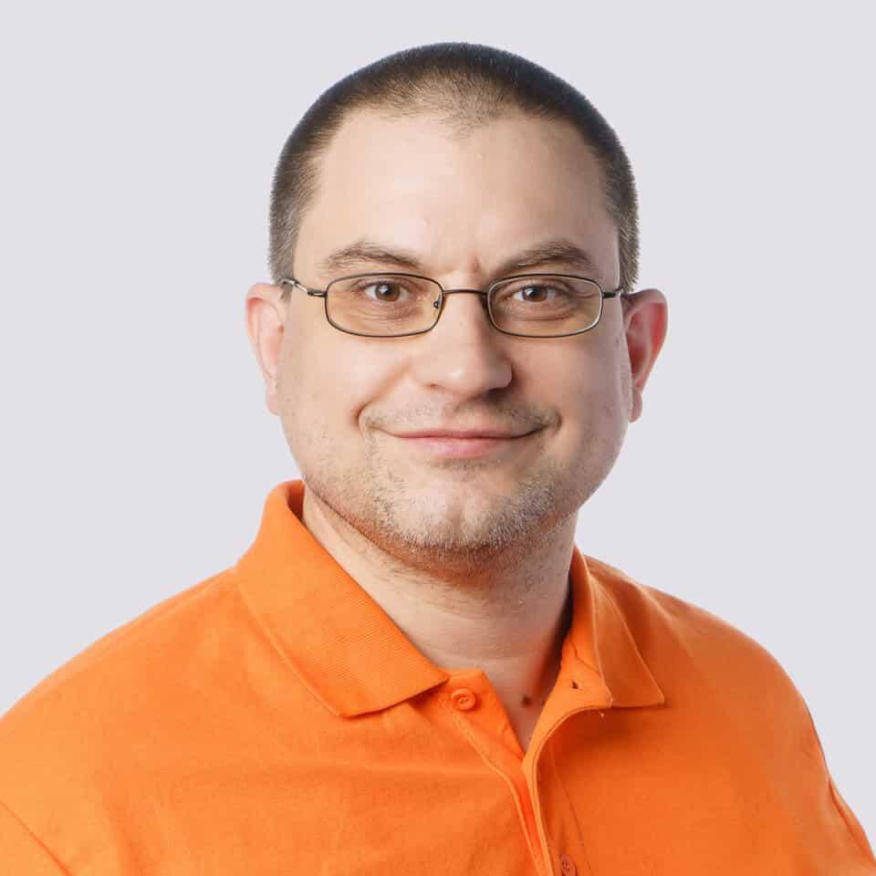 Viterma Mitarbeiter Christoph Frommenwiler