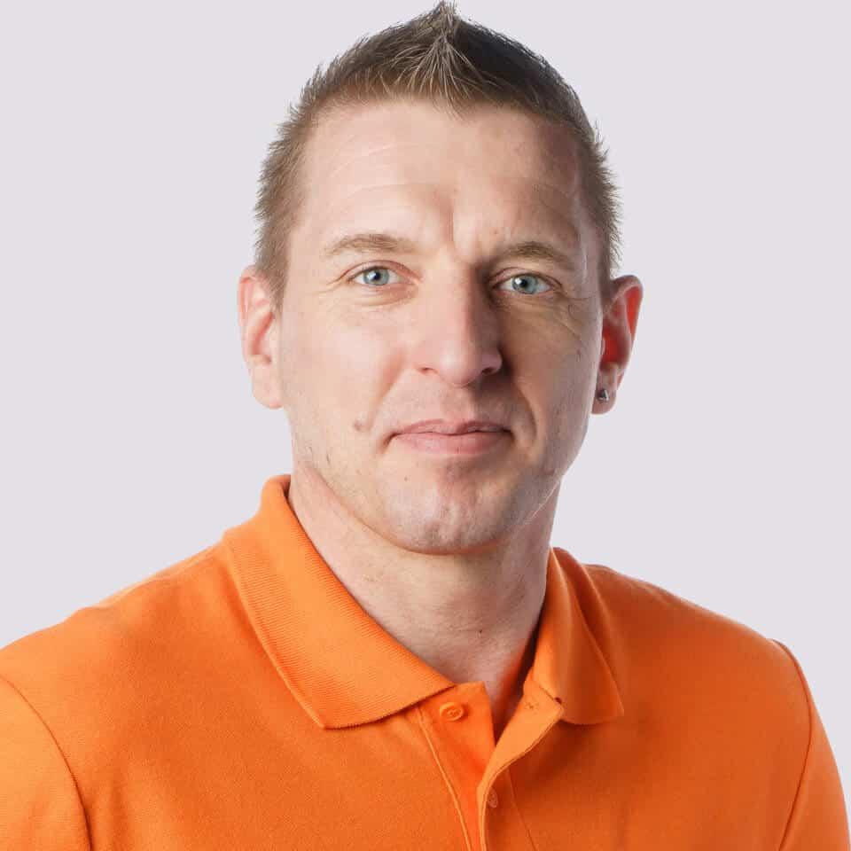 Viterma Mitarbeiter Oliver Blau