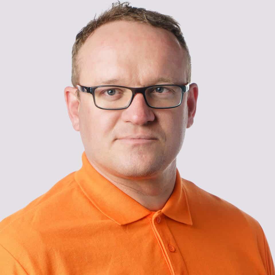 Viterma Mitarbeiter Andreas Polligkeit