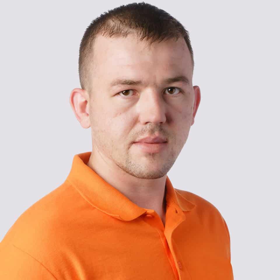 Viterma Mitarbeiter Artjom Koch