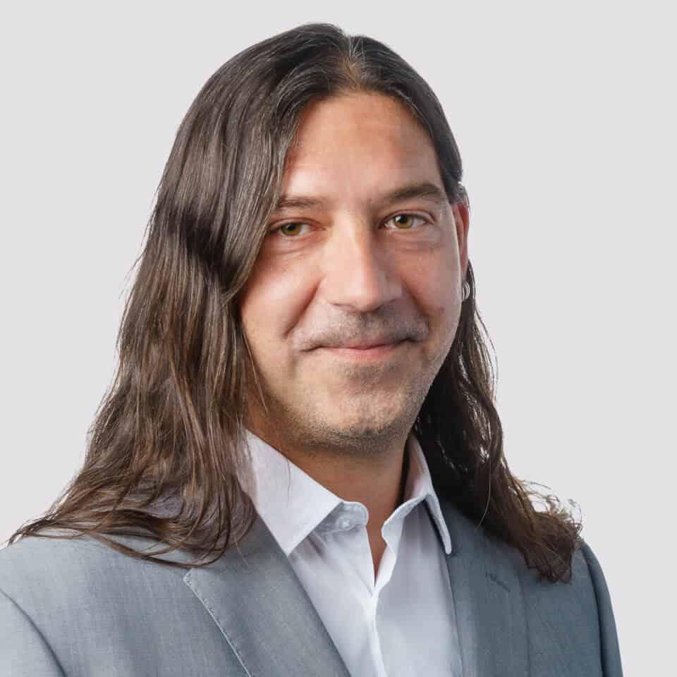 Viterma Mitarbeiter Klaus Steinhauser