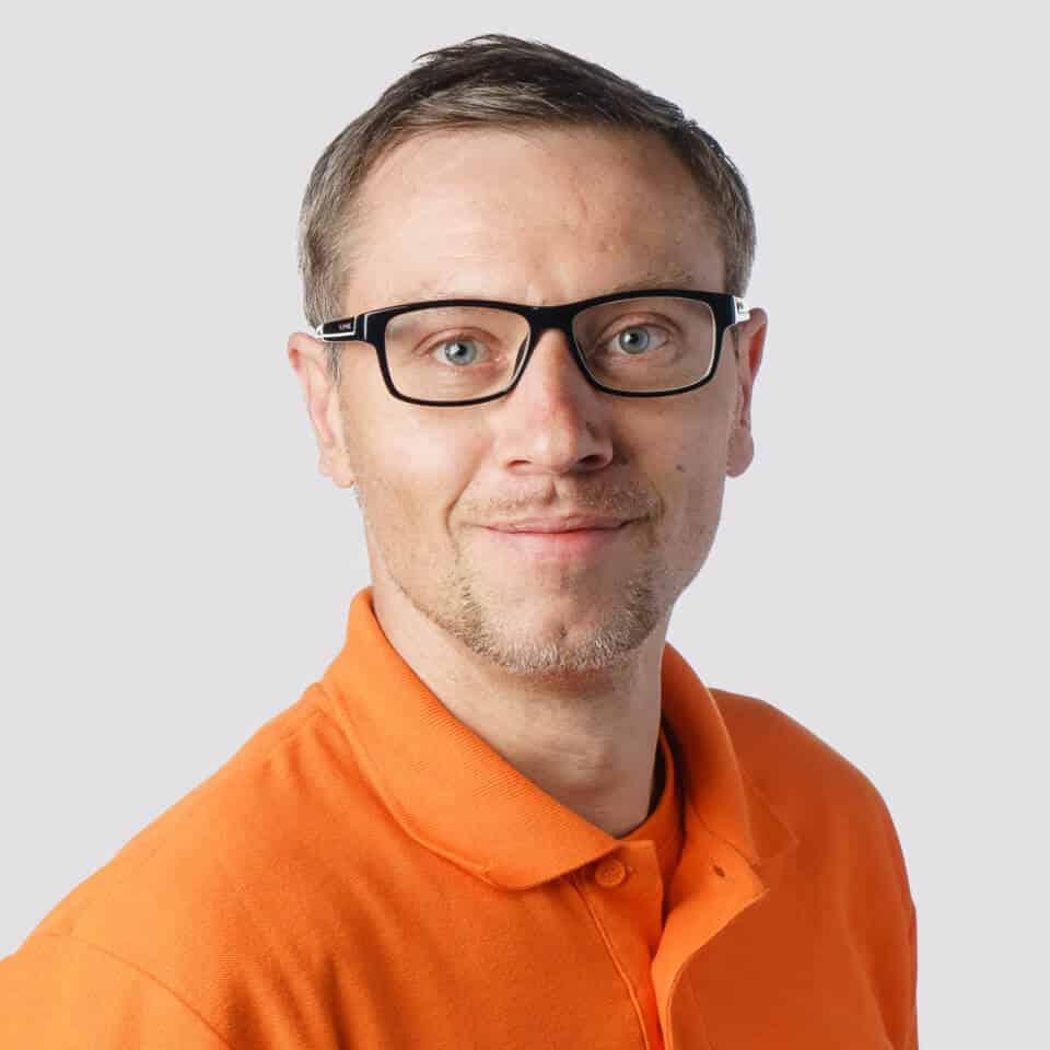 Viterma Mitarbeiter Marcus Fehr